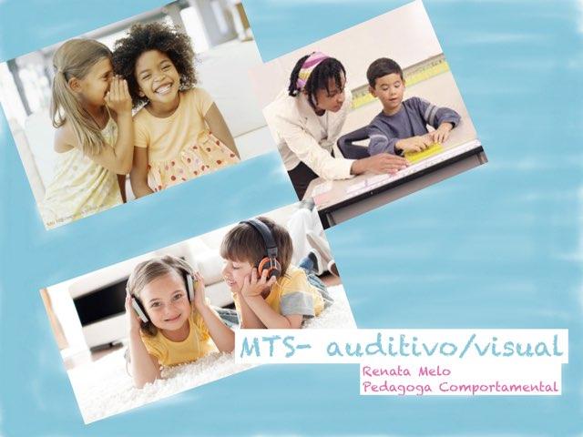 Mts-auditivo/visual by Renata Melo