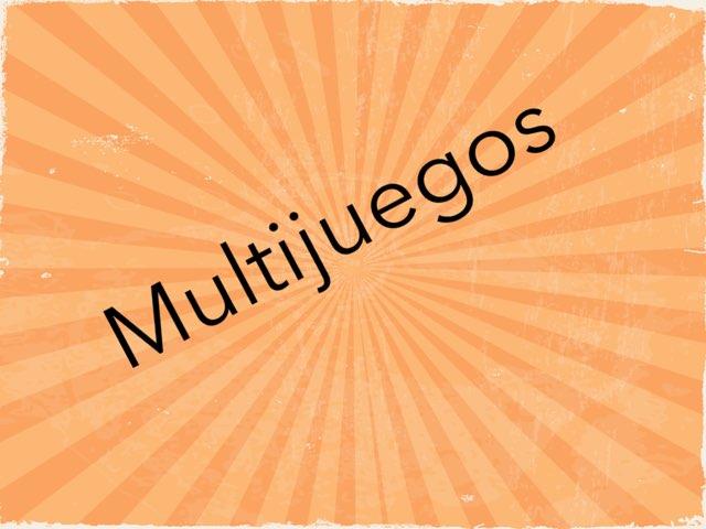 Multijuegos by Joshua Ortiz Zuluaga