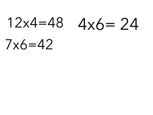 Multiplication Game by Jayden
