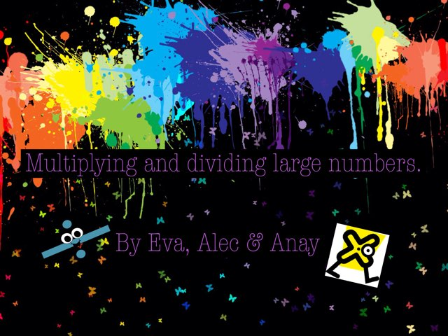 Multiplication Madness by Sarah Pickles