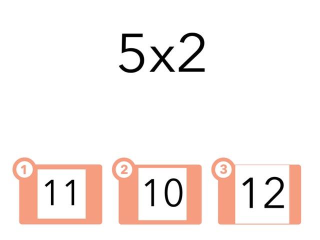 Multiplication X2 by Laura  Splawn