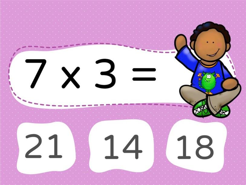 Multiplication (Random) by luz ernesto