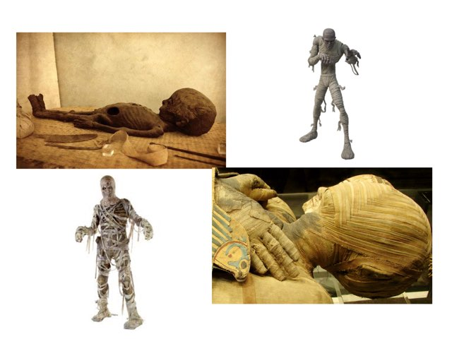Mummies 2 by Ian Eagleton