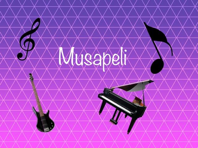 Musapeli by Emilia luostarinen