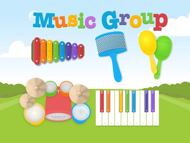 Music Group Learning - By TiTuTu!  by Pipoca Laroca