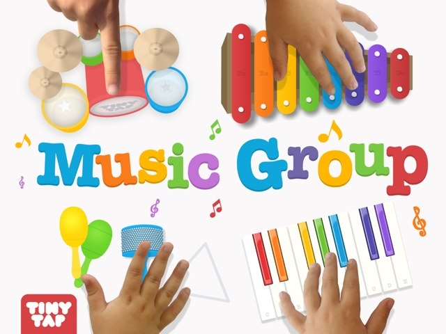 Music Group by Tiny Tap