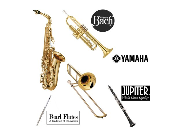 Music Instruments by Yogev Shelly