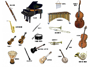 Music Instruments by Dave Abbruzzese