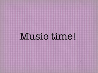 Music Time by Maya Roushdy