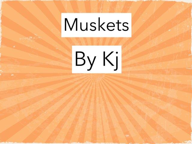 Muskets  by Jane Miller _ Staff - FuquayVarinaE