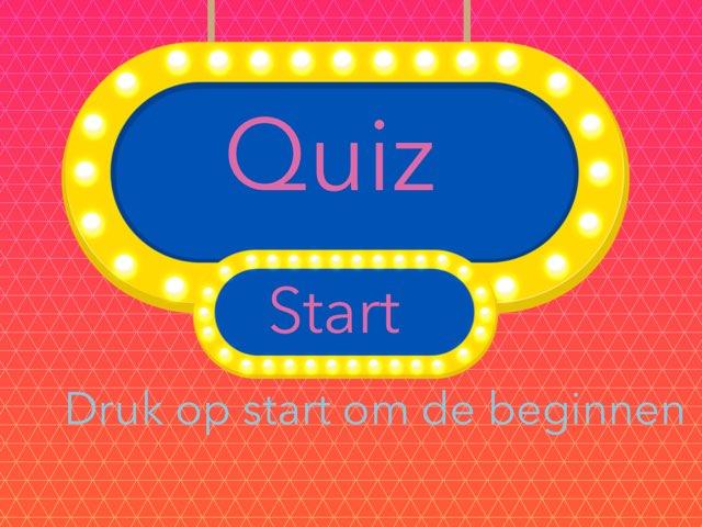 Muziek Quiz by Wendy Maldegem Van