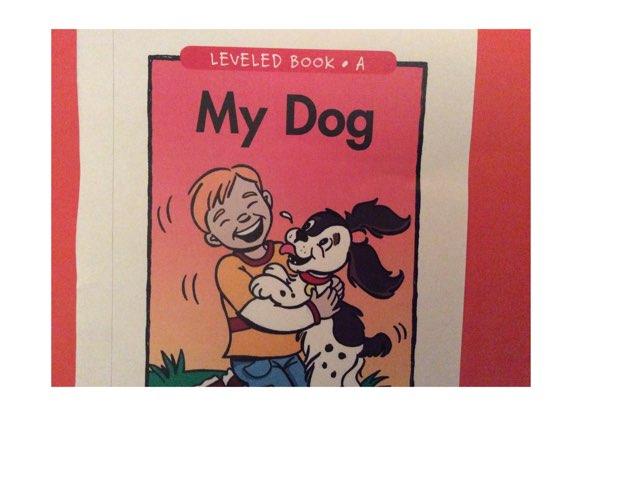 My Dog Book by Yvonne Malone