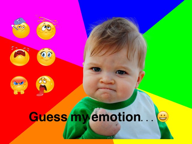 My Emotion by Gabby Kline