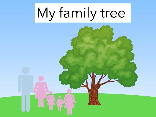 My Family Tree  by Jessica Watne
