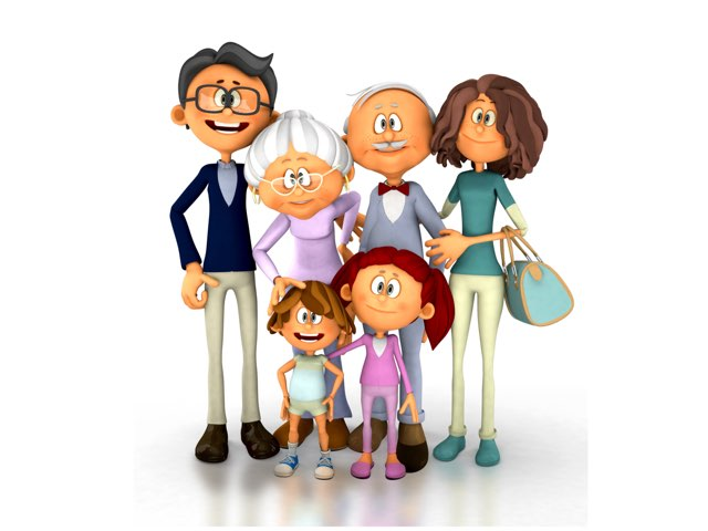 My Family by Iratxe Errasti