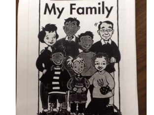My Family by Heather Higgins
