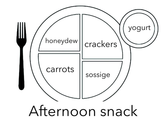 My Food Groups by Pam Heward