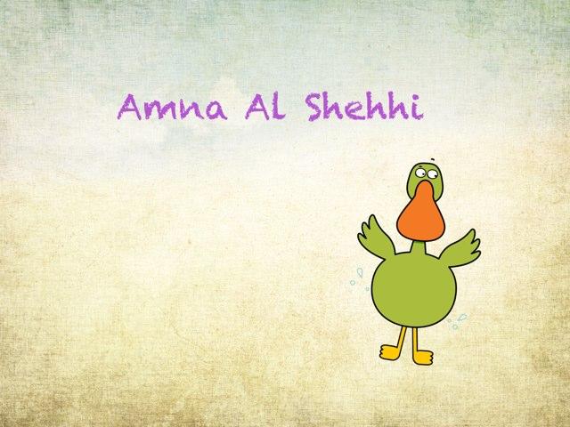 My Friend Amna by Eva Jay