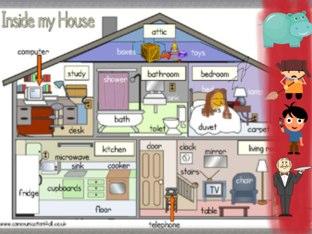 My House by Makenzie Mathews