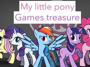 My Little Pony Games Treasure by Mohammad isha
