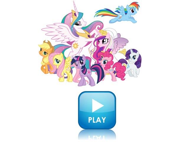 My Little Pony Songs by Jennifer Riu