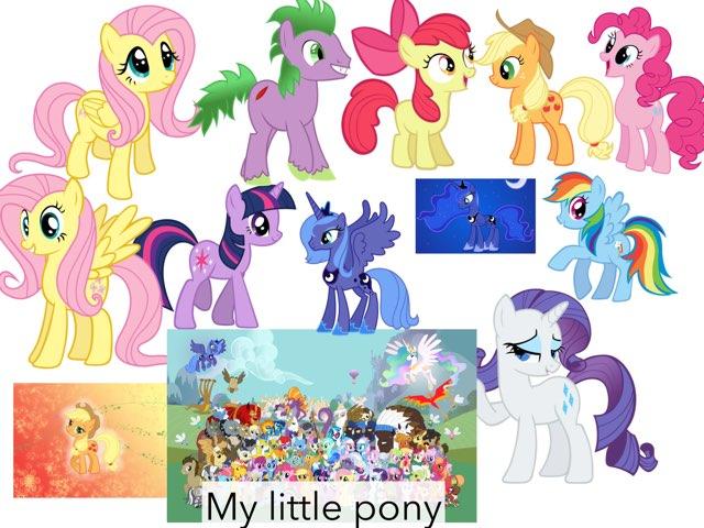 My Little Pony by Mackenzie Randall