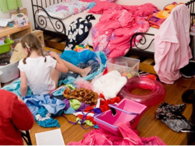 My Mess Room  by Nada Alalawi