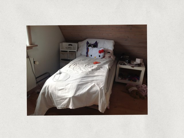 My Room 1 by Johanne Vinther