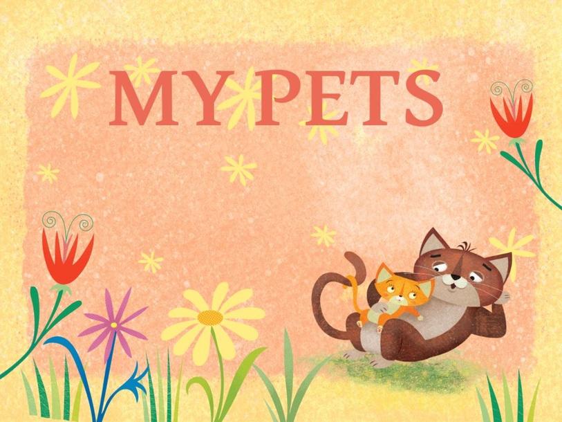 My Pet by Kelly Nadim