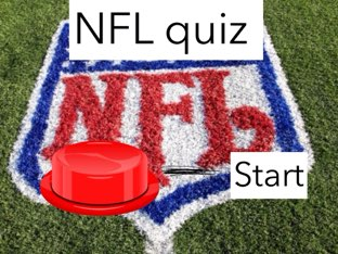 NFL Quiz by Carson Leal
