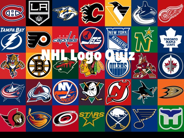 NHL logo Quiz by 23sar Sri