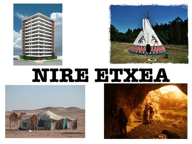 NIRE ETXEA by Sara Martinez De Arrieta