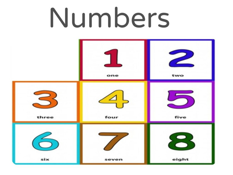NUmbers by ROX ALTAMIRANO