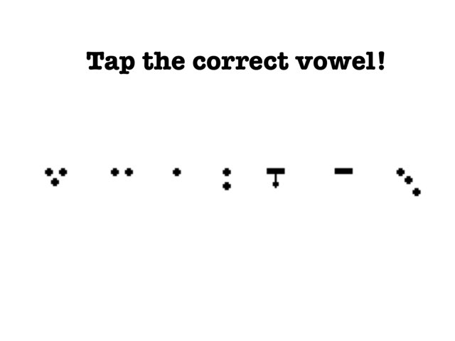 Name The Vowels by Mrs gancz