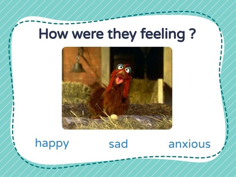 Name that emotion by Sara 123