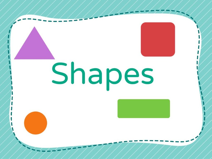 Name the shape by Mrs Hughes