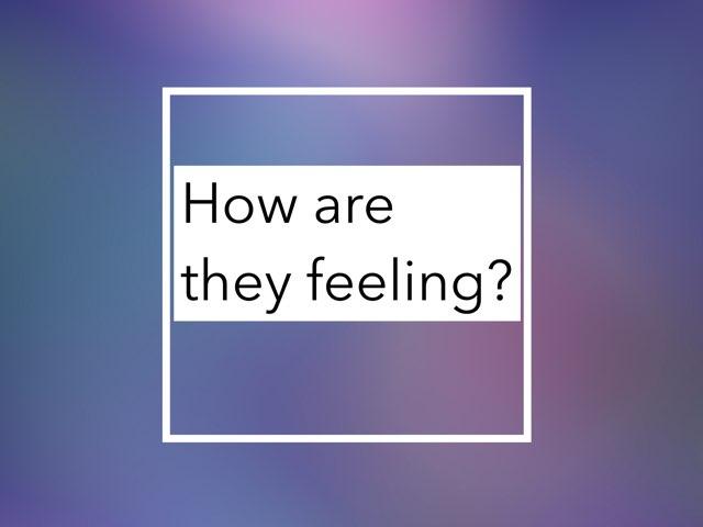 Naming Emotions In Pictures by Julie vest
