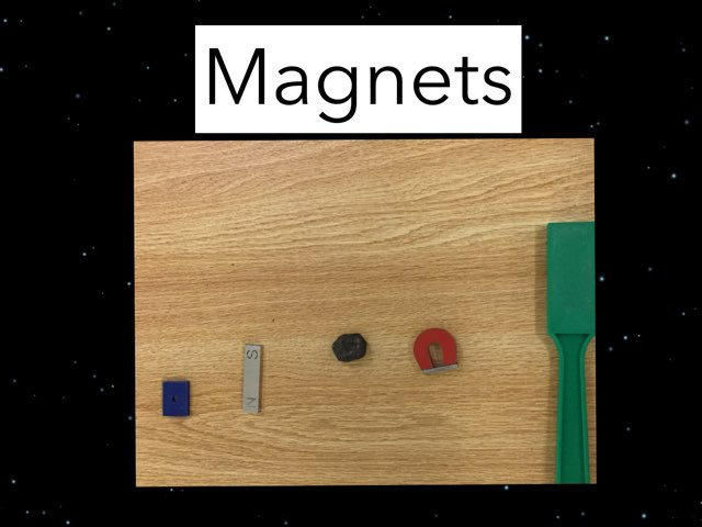 Nate's Magnets by Frances Chapin