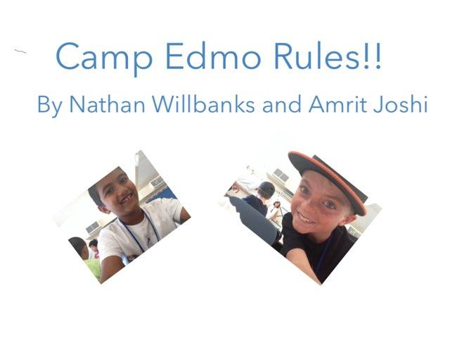 Nathan & Amrit's Game by Edventure More -  Conrad Guevara