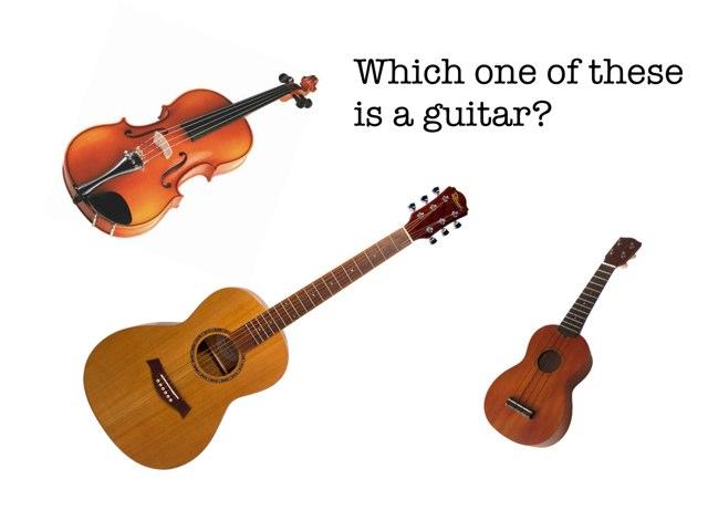 Nathaniel's Guitar Lesson by Kaori Twohig