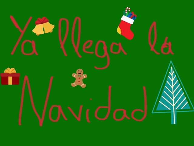 Navidad by Penelope  Galeano