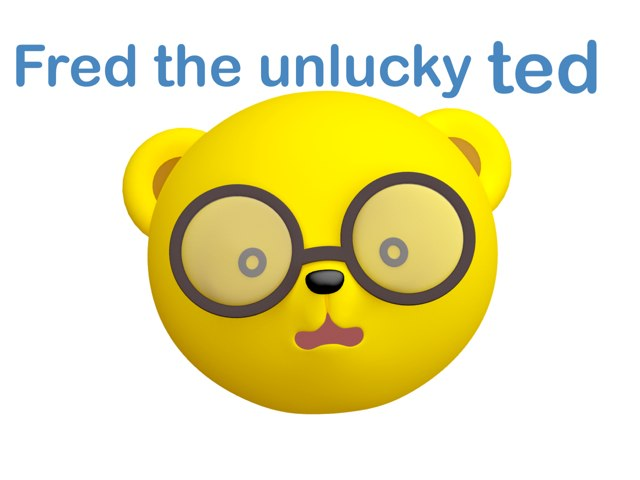 Ned The Unlucky Ted Ep.1 by Leen Elhassan