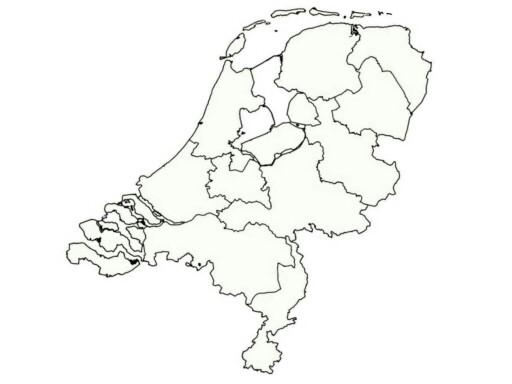 Nederland by Femke van der Borg