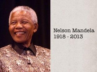 Nelson Mandela by Tal Forkosh