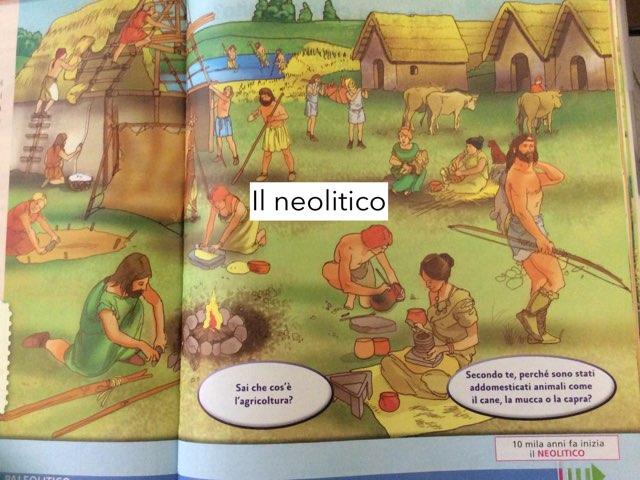 Neolitico:riassunto di Daniele e Mariangela by Adriano Scotti