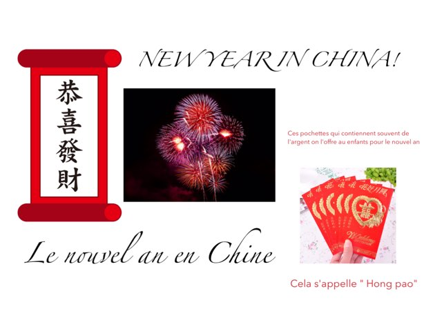 New YEAR  by Méli Dou
