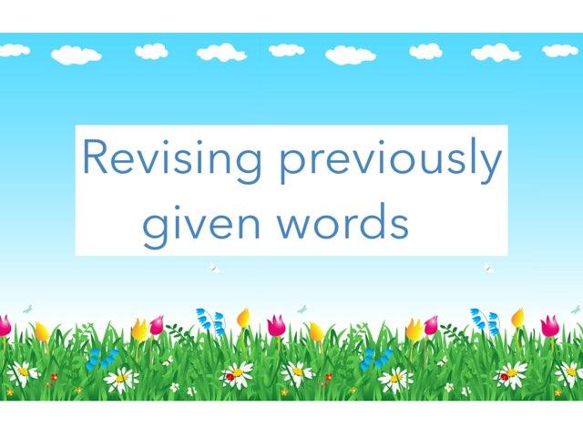 New vocs words unit 3 lesson 1 by shahad fahad