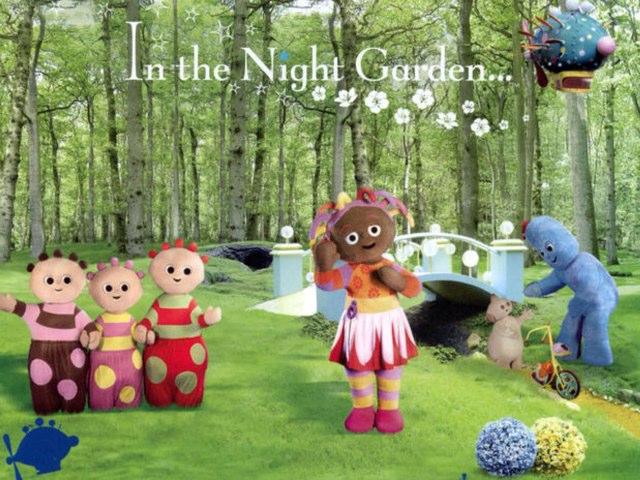 Night Garden by Mark Essery