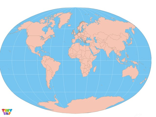 Nikolaj Continents And Oceans by Rebecca Vetnes
