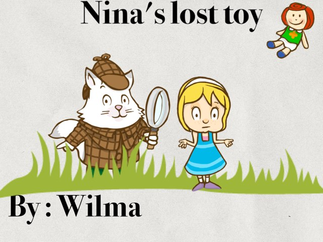 Nina's Lost Toy by Anny Luz